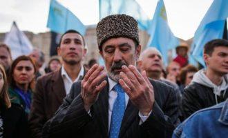 Ένταση μεταξύ Ρωσίας και Τουρκίας για τους Τατάρους της Κριμαίας