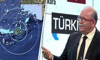 Τούρκος σεισμολόγος προβλέπει σεισμό 8 Ρίχτερ στην Κρήτη
