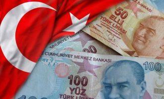 Αυξάνεται το έλλειμμα στην Τουρκία και λόγω κορωνοϊού