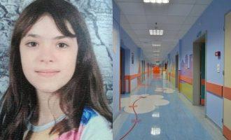 Σε ιατρικές εξετάσεις υποβάλλεται η 10χρονη Μαρκέλλα – Στο πλευρό της παιδοψυχολόγοι
