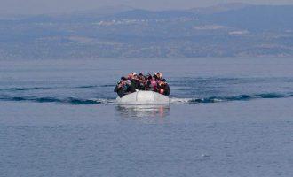 Λέσβος: Τρεις ασθενείς με κορωνοϊό ανάμεσα στους μετανάστες που διασώθηκαν από το Λιμενικό
