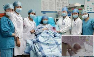 Κορωνοϊός: Μωρό γεννήθηκε υγιέστατο και γεμάτο αντισώματα – Η μάνα νοσούσε από Covid-19