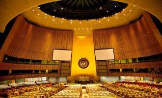 Η χθεσινή Γενική Συνέλευση του ΟΗΕ και… η ομογένεια του Καναδά