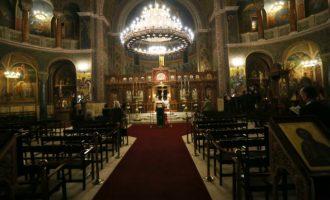 Ανοίγουν και οι εκκλησίες στις 24 Ιανουαρίου – Τα αυστηρά μέτρα ασφαλείας