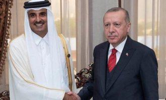 Το Κατάρ θέλει να βγάλει την Τουρκία από την απομόνωση στη Μέση Ανατολή