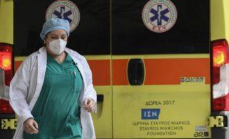 Κορωνοϊός: 170 νέα επιβεβαιωμένα κρούσματα στην Ελλάδα και 7 θάνατοι