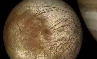 Η NASA δεν αποκλείει την ανάπτυξη εξωγήινης ζωής στον δορυφόρο Ευρώπη του Δία