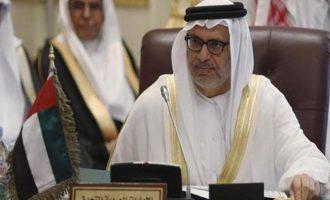 Τα Εμιράτα υποστηρίζουν την ειρηνευτική πρωτοβουλία της Αιγύπτου για τη Λιβύη