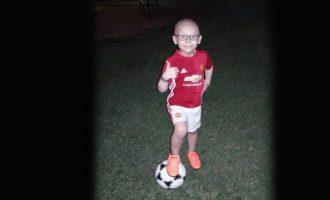 Θλίψη για τον 8χρονο Χρήστο που «έσβησε» από καρκίνο