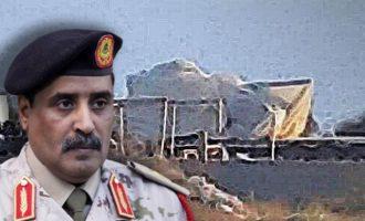 Η Τουρκία κατηγορείται ότι έστειλε τανκς «Πάτον» στους τζιχαντιστές της Λιβύης