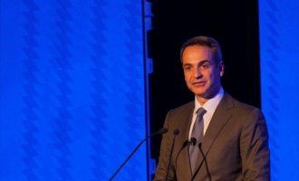 Ο Μητσοτάκης κάλεσε τις επιχειρήσεις να τηρήσουν στάση ευθύνης