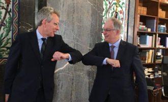 Τζέφρι Πάιατ: Η συμμαχία με την Ελλάδα αποτελεί μια από τις βασικές προτεραιότητες των ΗΠΑ