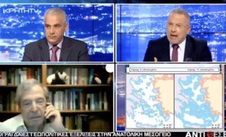 Τι είπε ο Ροζάκης για Καστελόριζο, αιγιαλίτιδα ζώνη, ΑΟΖ