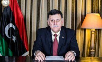 Τουρκία και Ιταλία «πασχίζουν» να κρατήσουν τον Σαράτζ πρόεδρο της Λιβύης