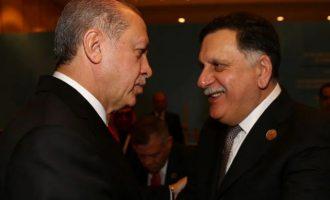 Η Τουρκία αποσκοπεί να βγάλει δεκάδες δισ. δολάρια από τη Λιβύη για αυτό θέλει φιλοτουρκικό καθεστώς