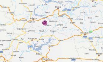 Σεισμός 5,2 Ρίχτερ ταρακούνησε την Τουρκία