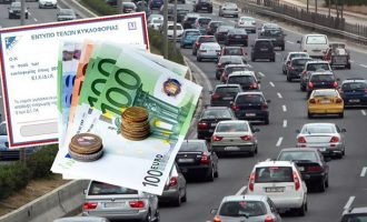 Σταϊκούρας: Παράταση για τα τέλη κυκλοφορίας ΙΧ – Εξετάζεται η πληρωμή με το μήνα