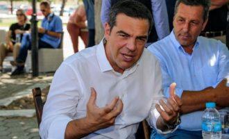 Τσίπρας: Η Ελλάδα από τις χώρες που θα ξεφύγει πιο αργά από την κρίση