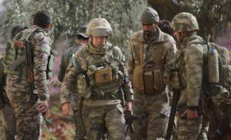 Το Ιράκ ζήτησε «ενιαία στάση» των αραβικών κρατών ενάντια στην τουρκική εισβολή στο ιρακινό Κουρδιστάν