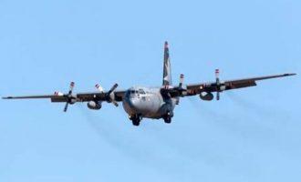 Τουρκικά αεροσκάφη συνεχίζουν να μεταφέρουν όπλα και τζιχαντιστές στη Λιβύη