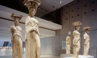 Τα μουσεία ανοίγουν ξανά για το κοινό τη Δευτέρα 15 Ιουνίου