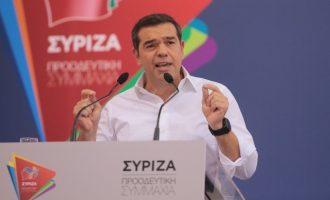 Τσίπρας σε Μητσοτάκη: «Άλλαξε ρότα με τα εθνικά θέματα δεν μπορούμε να παίζουμε»