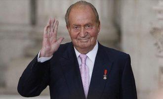 Εγκαταλείπει την Ισπανία ο πρώην βασιλιάς Χουάν Κάρλος