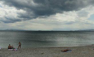 Άστατος ο καιρός τη Δευτέρα – Που θα σημειωθούν βροχές και καταιγίδες