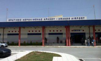 Δημ. Κουτσούμπας: Στο αεροδρόμιο Αράξου γίνονται εργασίες αποθήκευσης πυρηνικών όπλων