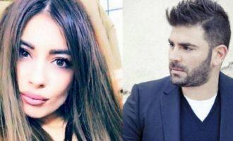 Η Μίνα Αρναούτη ζητά 1,1 εκατ. ευρώ για το τροχαίο με τον Παντελή Παντελίδη