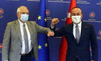 Ποιος εξουσιοδότησε τον Μπορέλ να κανονίζει ελληνοτουρκικό διάλογο και να μοιράζει υδρογονάνθρακες;