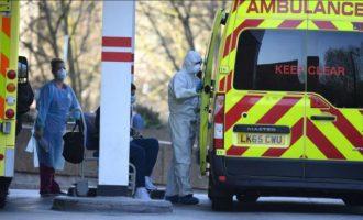 Βρετανία: Φόβοι για 120.000 νεκρούς τον χειμώνα από ένα δεύτερο κύμα κορωνοϊού