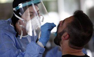 Ελλάδα: «Οι ΜΕΘ άρχισαν να στριμώχνονται» – Φόβοι για έως 1.000 κρούσματα ημερησίως