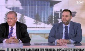 Τι εκτιμούν Δεσποτόπουλος και Καραϊτίδης για τις εξελίξεις σε Λιβύη και Αν. Μεσόγειο