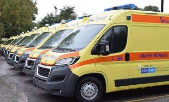 Πρόεδρος ΕΚΑΒ: Λείπουν 500-600 ασθενοφόρα – Γηρασμένος οι στόλος