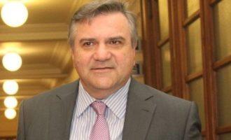 Καστανίδης: Ουδέποτε συμφώνησα να ψηφίσουμε το ν/σ Χρυσοχοΐδη