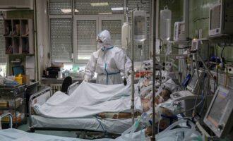 Ρεκόρ θανάτων από κορωνοϊό στο Κόσοβο