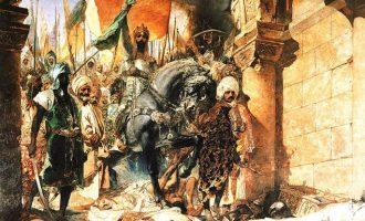 Άλωση 1453: Έσφαξαν όλους τους χριστιανούς μέσα στην Αγία Σοφία και μετά την έκαναν τζαμί
