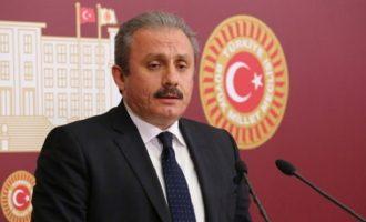 Πρόεδρος τουρκικής Βουλής: Η Τουρκία υπεύθυνη για την ασφάλεια της ανατ. Μεσογείου