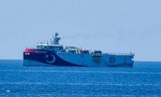 ΣΥΡΙΖΑ: Να αποτραπεί οποιαδήποτε επιχείριση παραβίασης της ελληνικής ΑΟΖ