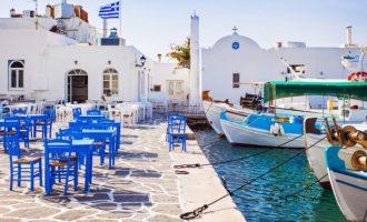 Όσοι λίγοι Ιταλοί θα κάνουν διακοπές στο εξωτερικό επιλέγουν να έρθουν στην Ελλάδα