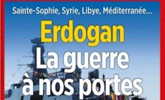 «Le Point» για Ερντογάν: «Πόλεμος προ των πυλών»