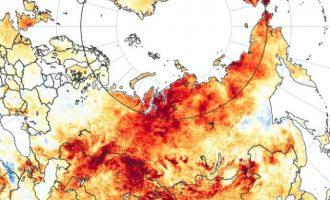 Η Αρκτική ζεσταίνεται πιο γρήγορα απ' ό,τι ο υπόλοιπος κόσμος – Έφτασε 38 °C στη Σιβηρία
