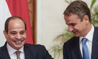 Αιγυπτιακή Προεδρία: Συνοχή συμφερόντων και κοινές θέσεις Ελλάδας-Αιγύπτου