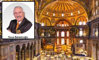«Παπαγαλάκι» του Ερντογάν στοχοποιεί τον Οικ. Πατριάρχη για την Αγία Σοφία