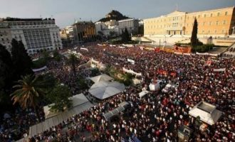 ΣΥΡΙΖΑ: Η κυβέρνηση αντιλαμβάνεται ότι σύντομα δεν θα μπορεί να περιορίσει τις αντιδράσεις της κοινωνίας