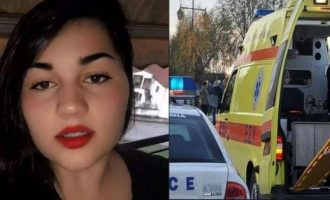 Τραγωδία στα Τρίκαλα: 19χρονη σκοτώθηκε μια μέρα πριν τα γενέθλια της