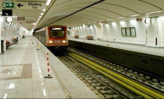 Χωρίς Μετρό, ΗΣΑΠ και Τραμ την Πέμπτη – 24ωρη απεργία