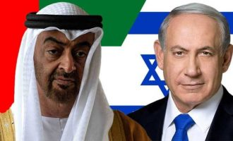 «Ιστορική» συμφωνία Ισραήλ και Ηνωμένων Αραβικών Εμιράτων – Χαστούκι σε Τουρκία