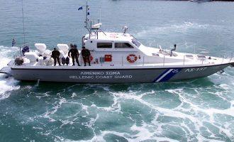 Καταδίωξη στη Ρόδο με βολές κατά τουρκικής θαλαμηγού από το Ελληνικό Λιμενικό